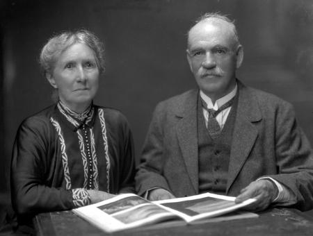 John and Marjory Frew
