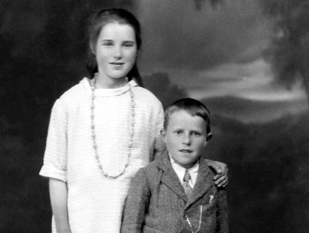 Margaret and David Fraser