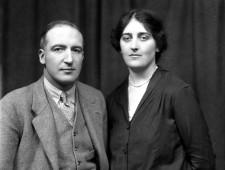 Major Anthony and Mary Buxton