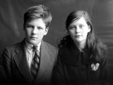 James Daniel and Maisie Mackintosh
